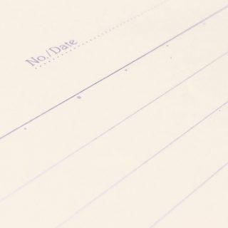 パープルのインク