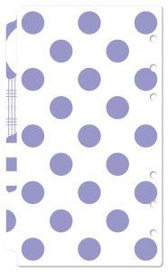 バイブルサイズ デザインインデックス オーキッド